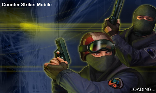 Counter-Strike mobile preview