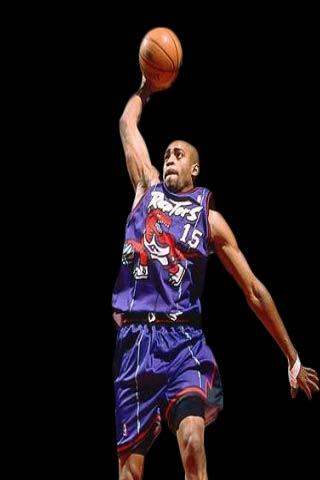 Vince Carter Live Wallpaper - screenshot