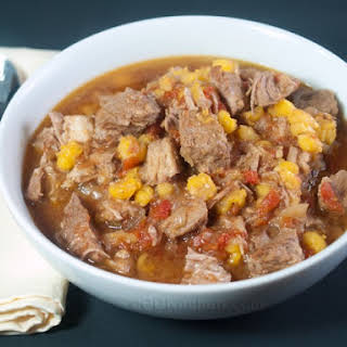 Mexican-Style Pork Stew.