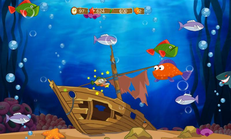 Fish battle android apps on google play for Battle fish 2