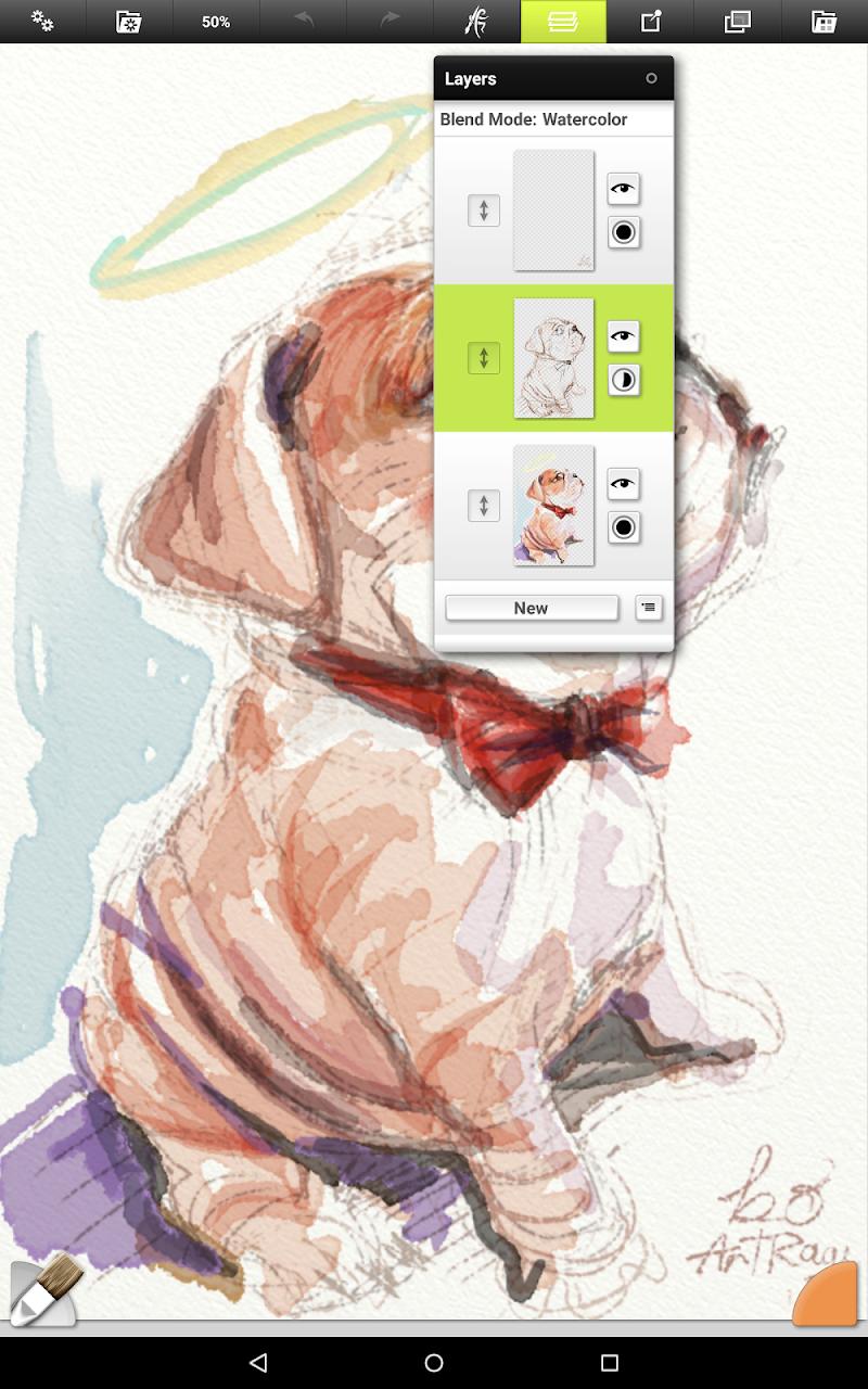 ArtRage: Draw, Paint, Create Screenshot 10