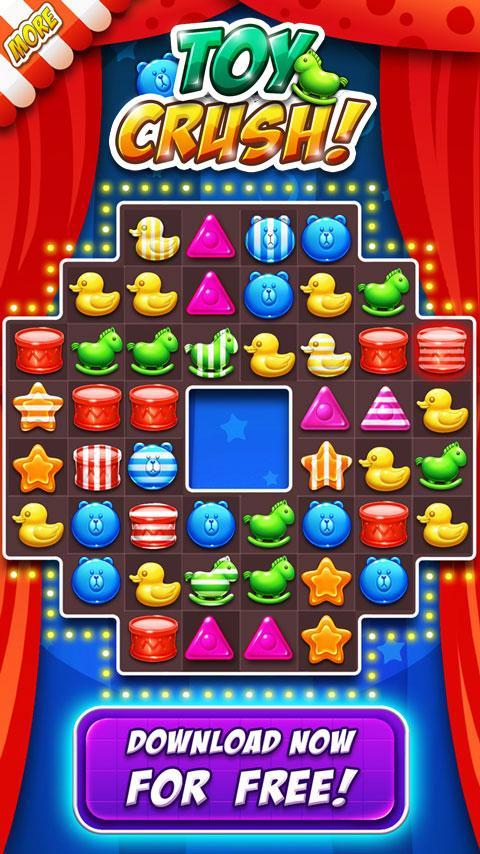 Toy Crush - screenshot