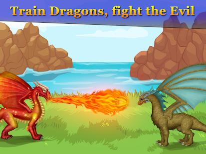 玩免費休閒APP|下載Dragon Fight app不用錢|硬是要APP