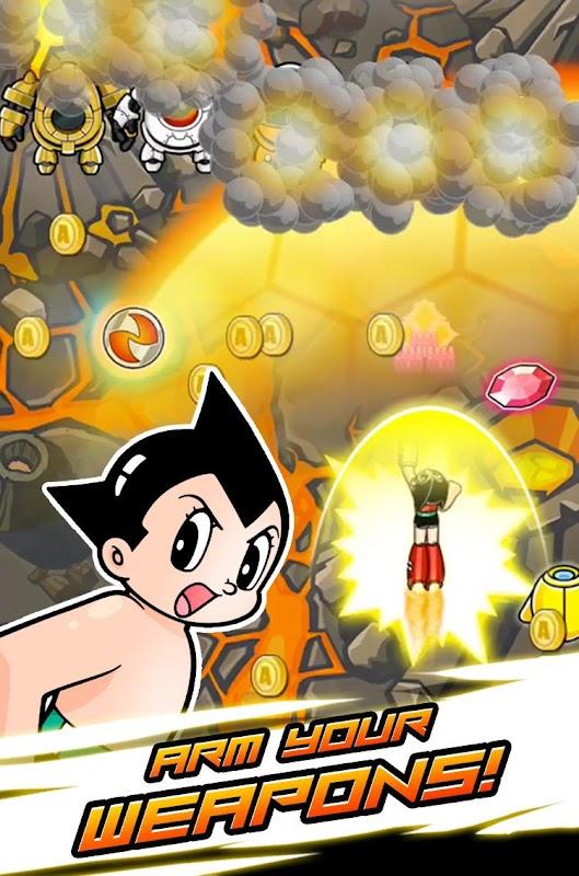 Astro Boy Flight! v1 2 0 Mod APK APK 1 2 0 Download - Free