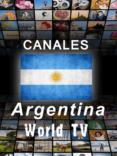 Canales de Argentina TV