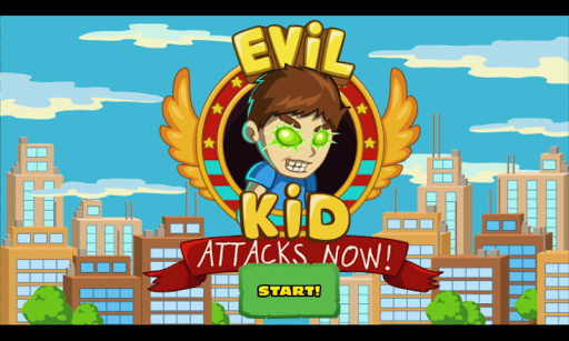 Evil Kid: Beat Em Up