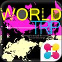 WORLD TRIP オシャレ壁紙テーマ icon