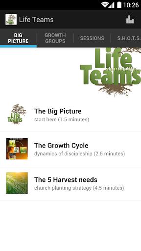 Life Teams