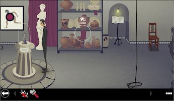 Screenshot of The Goddess Robbery