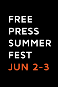 FreePressSummerFest 2012 screenshot 1