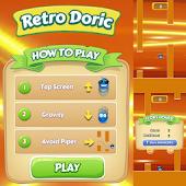 Retro Doric