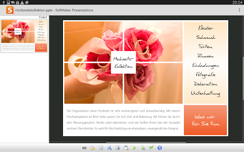 Office: Presentations Mobile Screenshot