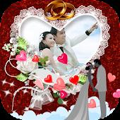 Wedding Frames Collage