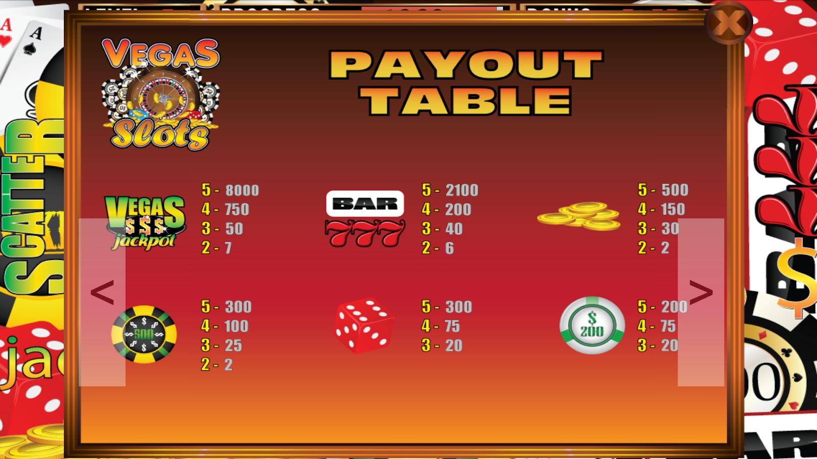 Casino coins pxg