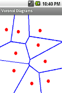 Voronoi Diagram - screenshot thumbnail