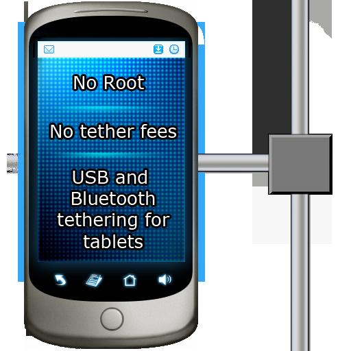 EasyTether Tablet LOGO-APP點子