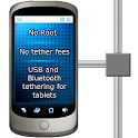 EasyTether Tablet для планшета icon