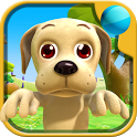 Talking Labrador Dog icon