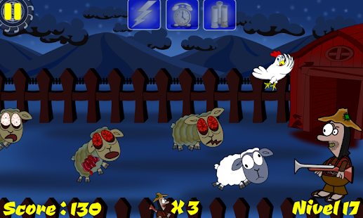 Smasher Zombie Sheep- screenshot thumbnail