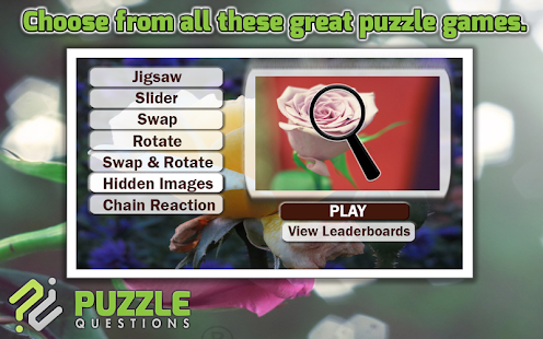 Even More Rose Garden Puzzles- screenshot thumbnail