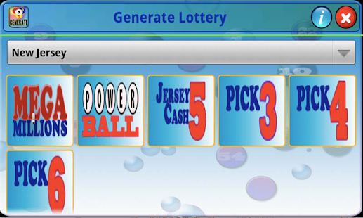 mLottoLuck Lotto Lottery LITE- screenshot thumbnail