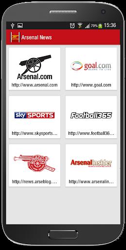 Arsenal Football News