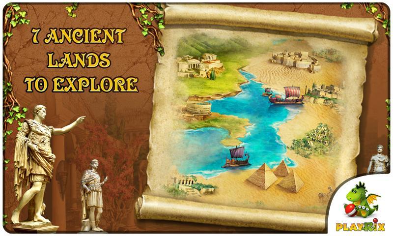 Call of Atlantis by Playrix- screenshot
