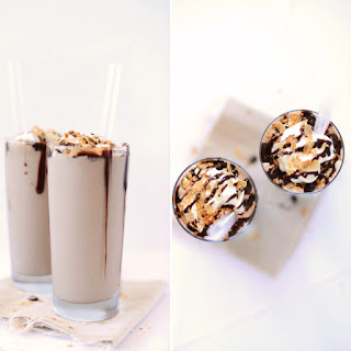 Toasted Coconut Mocha Frappuccino