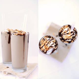 Toasted Coconut Mocha Frappuccino.