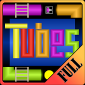 Tubes Full: Think Move & Solve