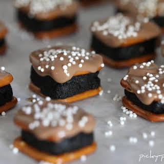 Oreo Cheesecake Pretzel Bites.