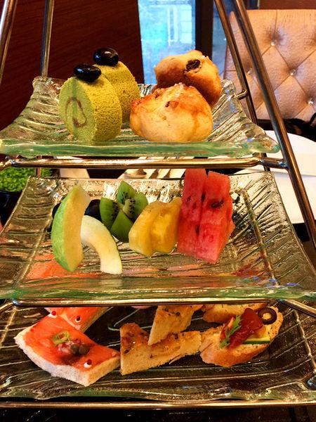 【宜蘭 礁溪】長榮鳳凰酒店--偽貴婦下午茶
