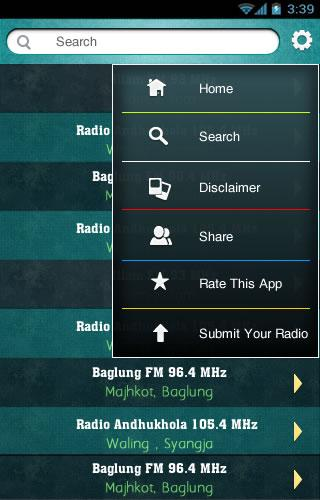 Nepali FM Radio - screenshot