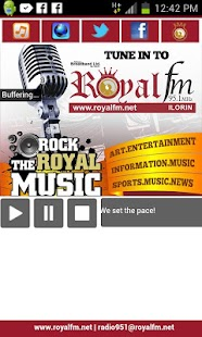Royal FM 95.1- screenshot thumbnail