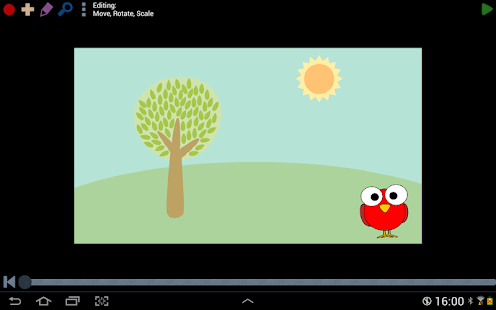 Make cartoons with Poppy Toons- screenshot thumbnail