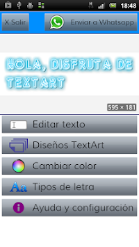 TextArt ★ Cool Text creator APK screenshot thumbnail 10