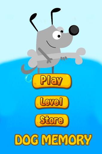 Dog Games Memory Free