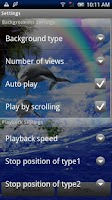 Screenshot of Dolphin Chimes Free