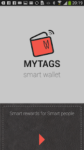 MYTAGS Wallet- screenshot thumbnail