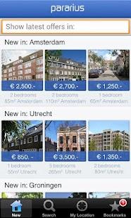 Dutch Rental Properties screenshot