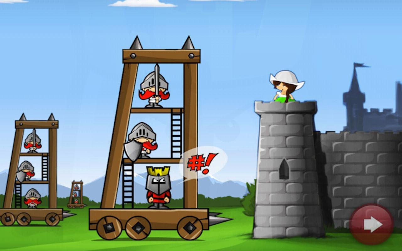 Siege Hero screenshot #1