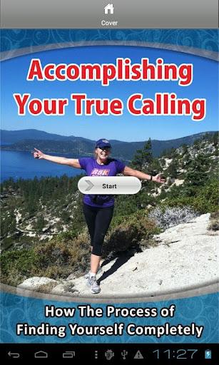 Accomplishing True Calling
