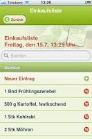 Screenshot of Kochplaner