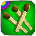 Puzzles With Matches icon