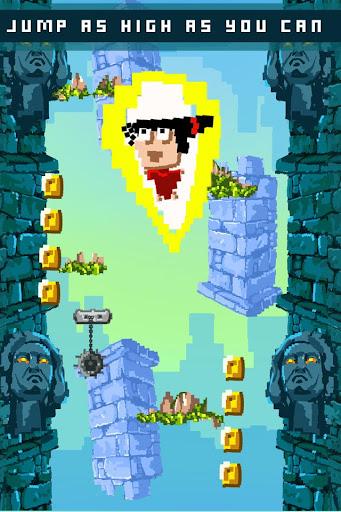 Mega Pixel Jump