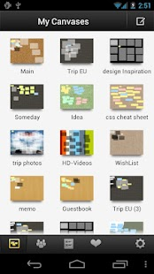 lino - Sticky & Photo Sharing- screenshot thumbnail