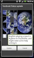 Screenshot of PuzzleVille