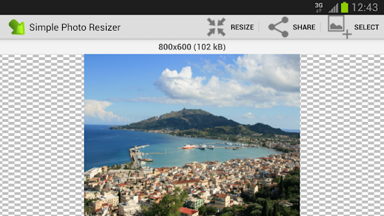Photo & Picture Resizer- screenshot thumbnail