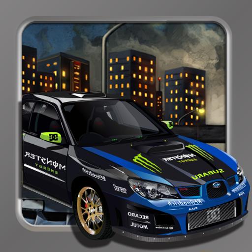 汽車遊戲 LOGO-APP點子