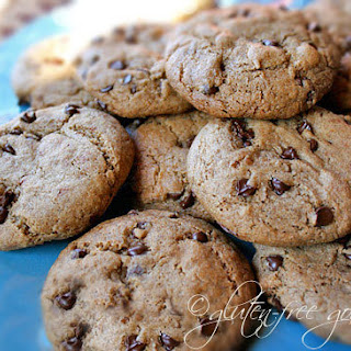 Buckwheat Chocolate Chip Cookies Recipe